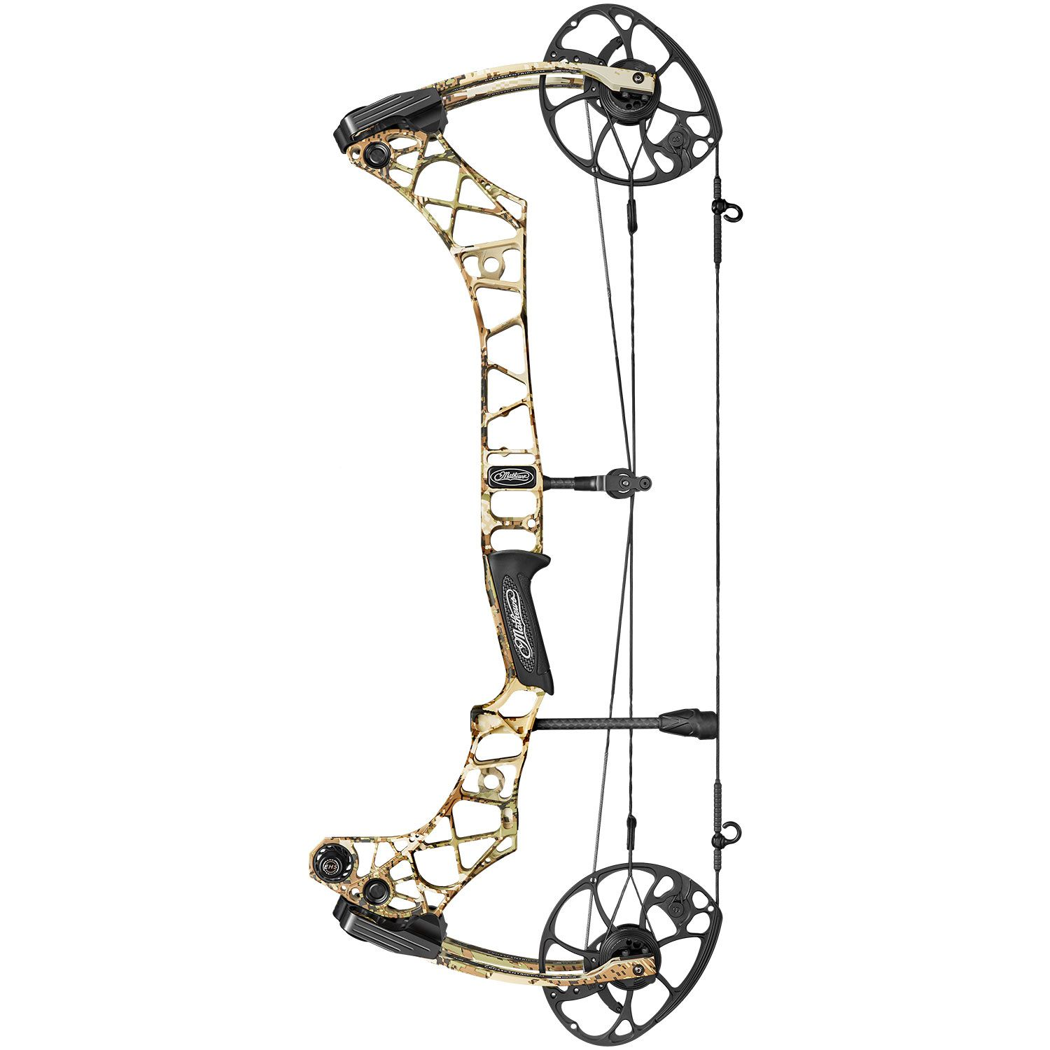Mathew's new VRX is an example of a flagship bow that is both fast and smooth-shooting.