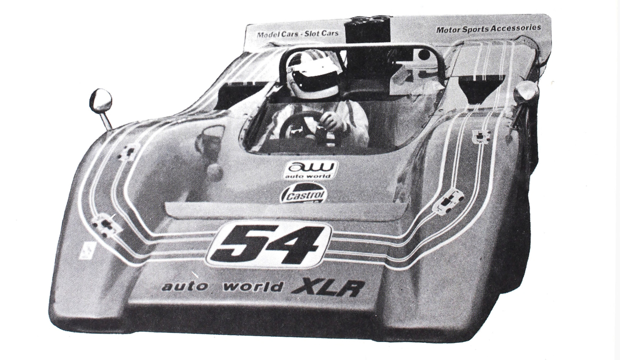 Race Car - AFX ROAD RACING, THE MOST POPULAR OF ALL TIME