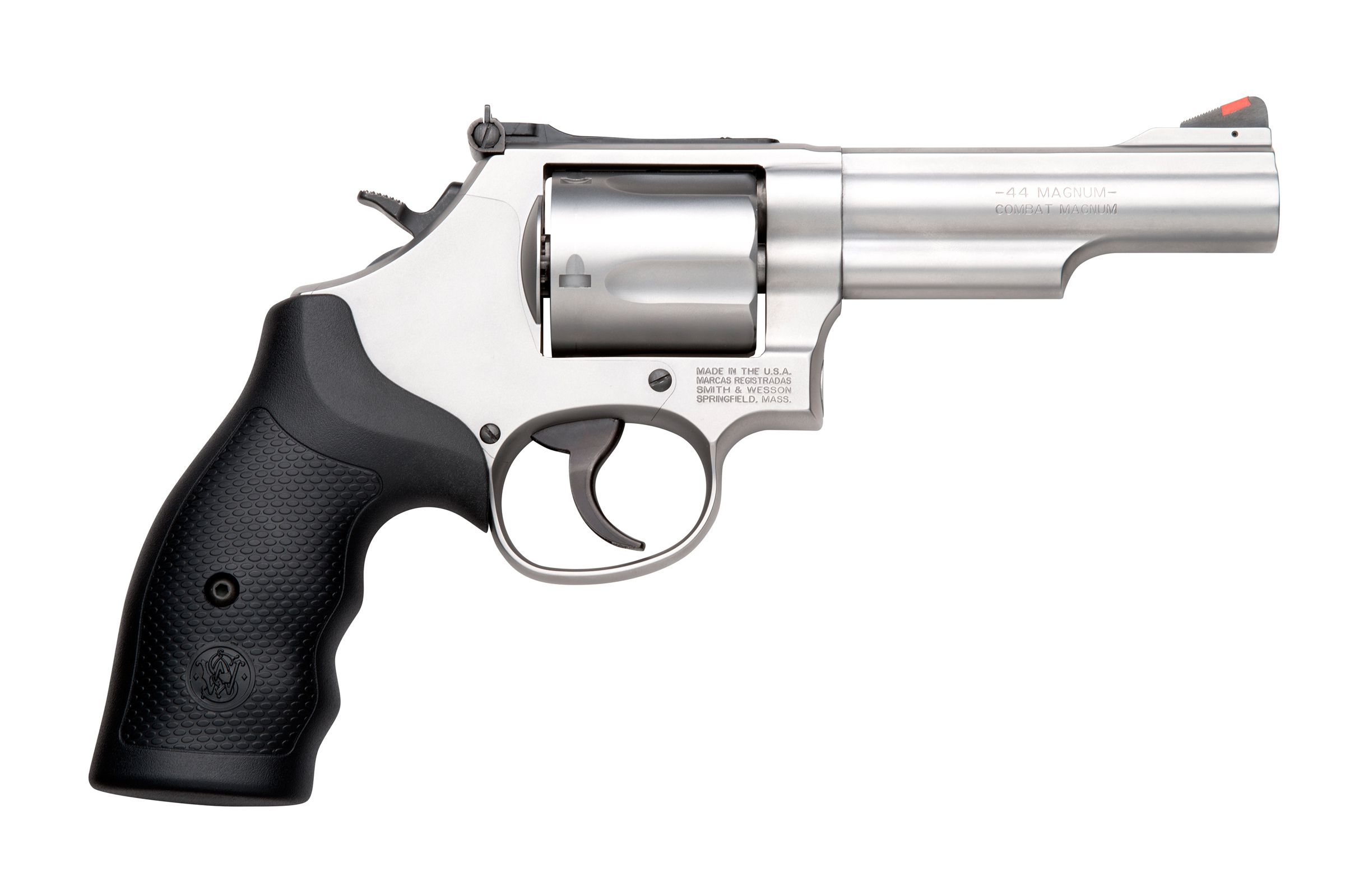 The Smith & Wesson Model 69 44 Magnum.