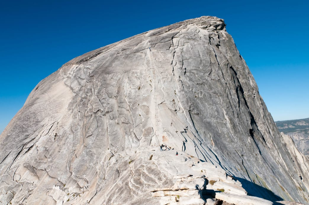 Half Dome - Best Hikes in US