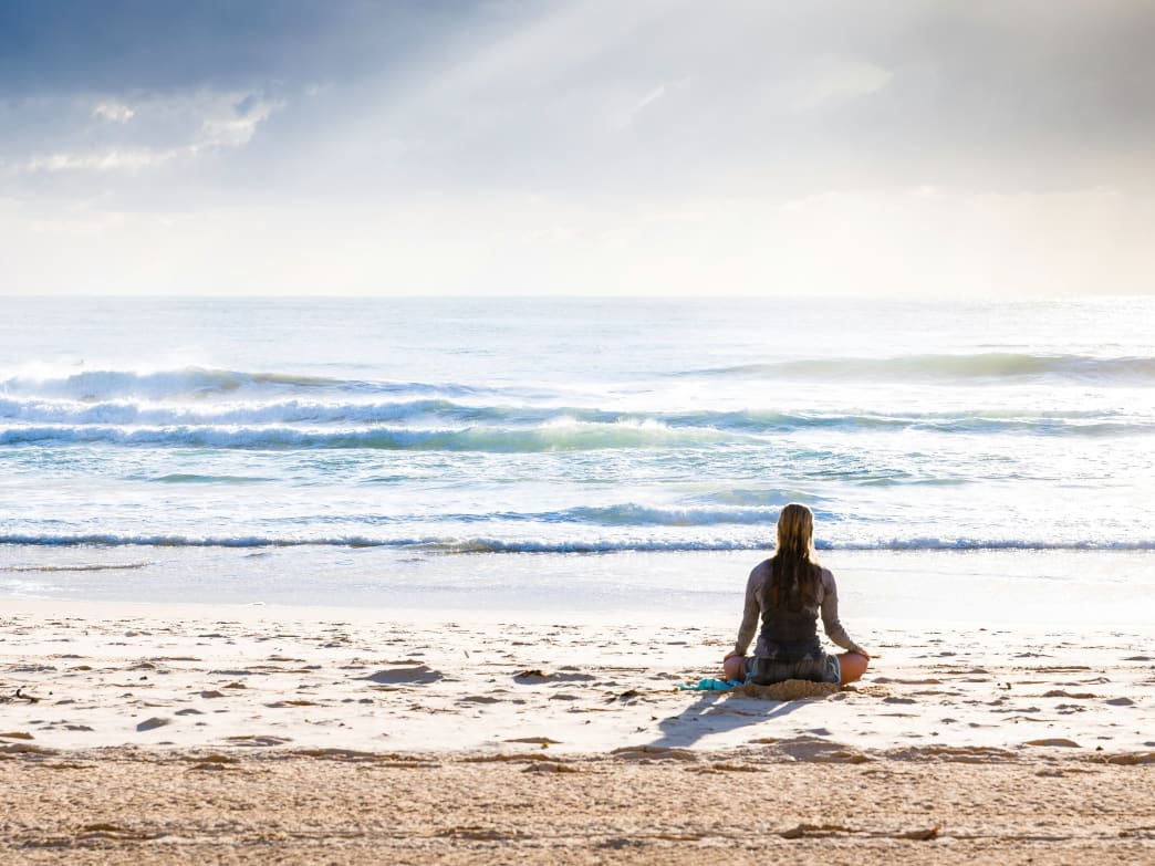 Taking as little as 10 minutes out of your day to calm your mind can have a positive impact on your health.