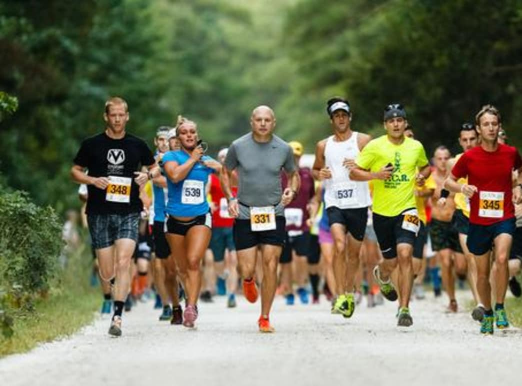The Francis Marion Dirt Dash trail race is just one organized by Eagle Endurance.