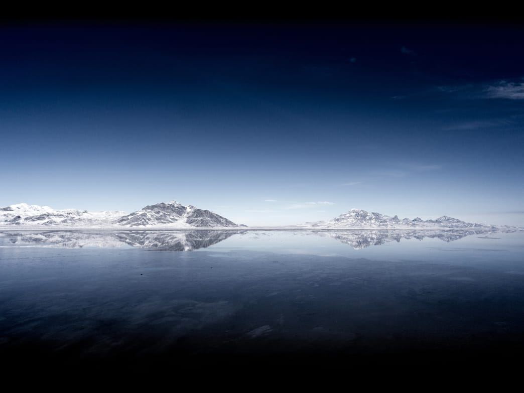 The Bonneville Salt Flats is one of the many beautiful  places that make Tooele County a unique summer destination.