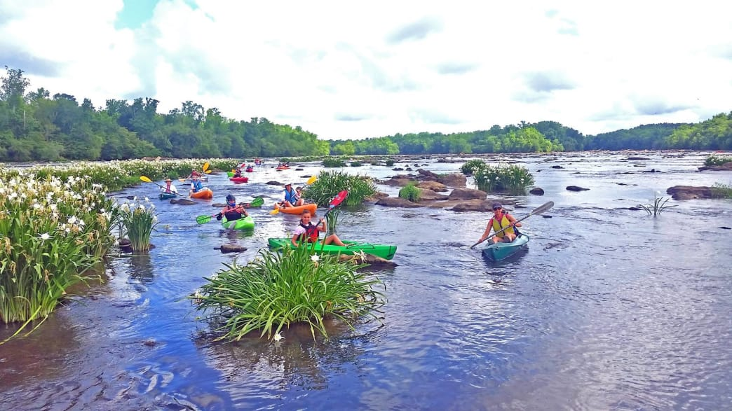 You can help protect Charlotte's best natural resource by volunteering with the Catawba Riverkeepers.