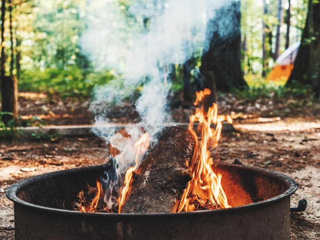 Building the perfect campfire requires some skill—and a grasp of the science involved helps, too!