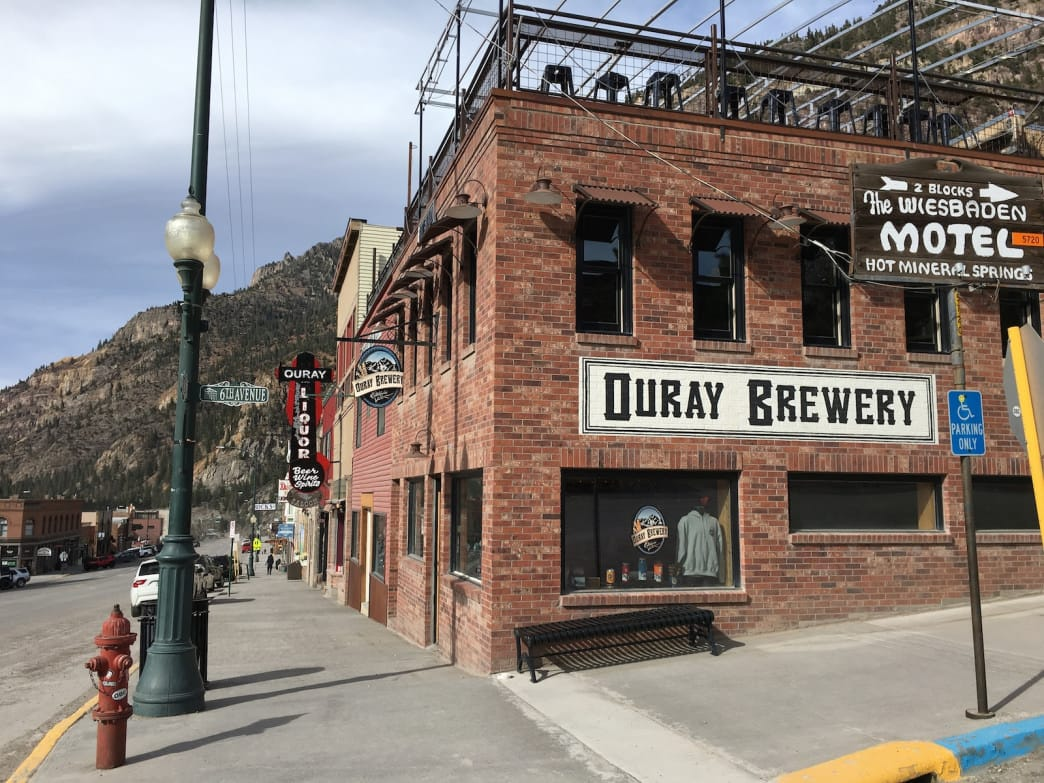 """Many breweries keep that """"old time"""" feel with buildings in historic downtown districts."""