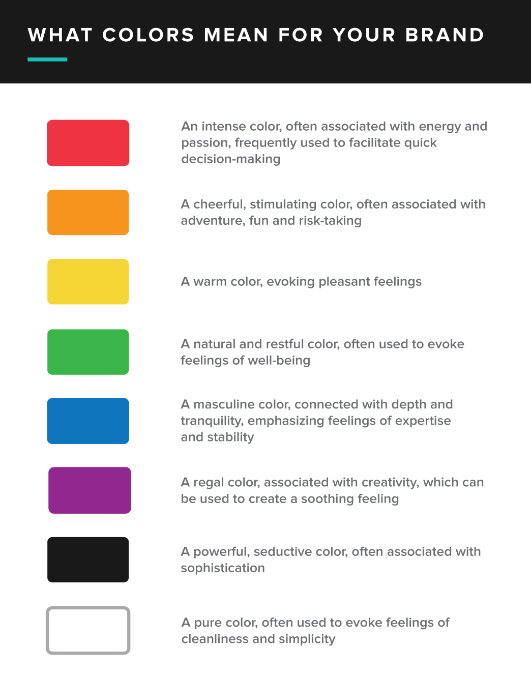 How to choose colors brand identity visual identity
