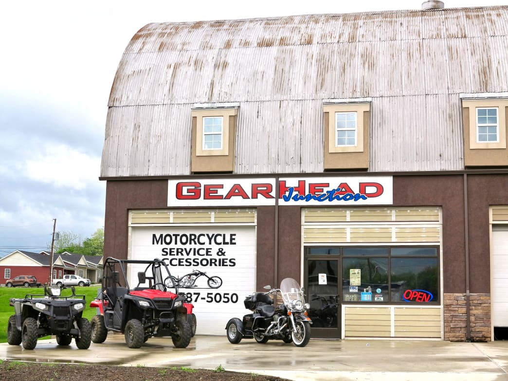 Motorcycle Adventures and guided tours of GearHead