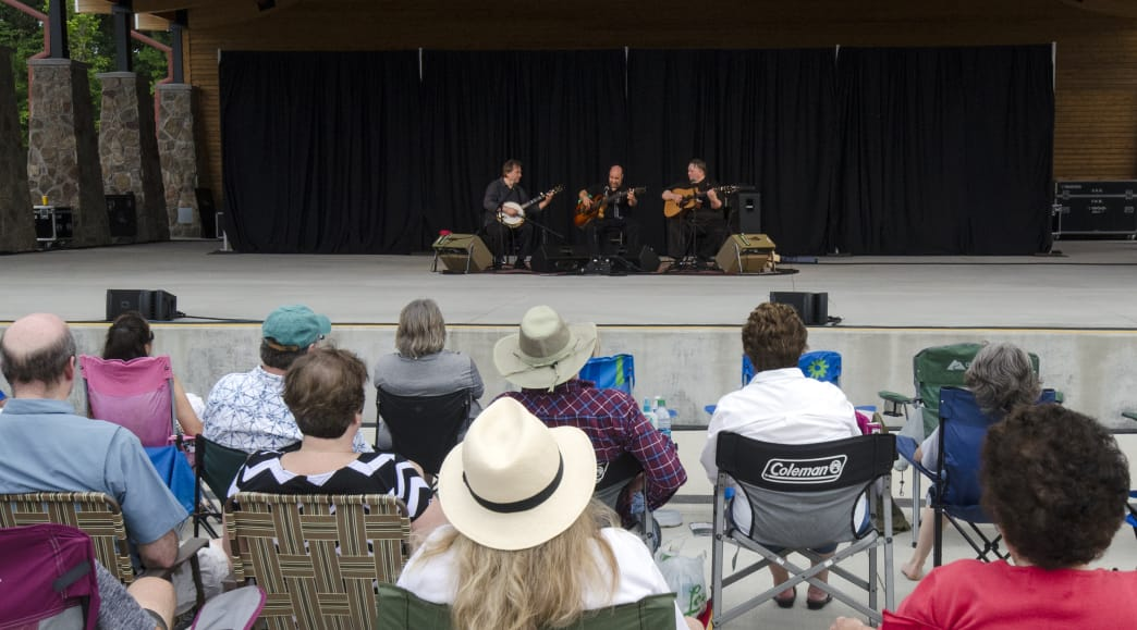 The Crooked Road takes you to nine major venues and countless smaller opportunities to hear traditional music.