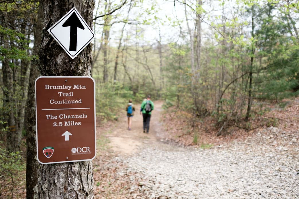 The Channels feature one of the state's most unusual hikes.