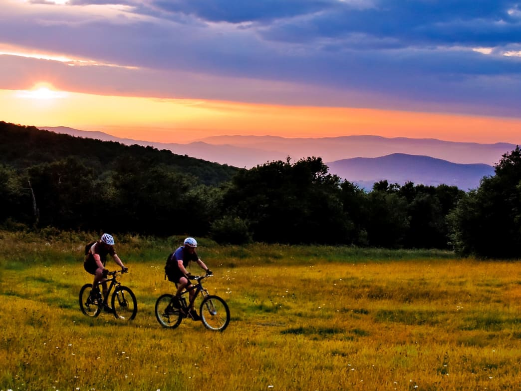 High elevation temps and tons of outdoor activities make Beech Mountain summer's coolest hotspot.
