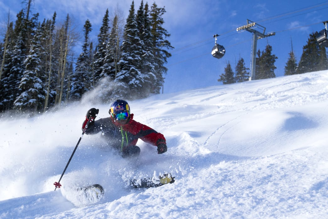 With so much world-class skiing in the Rockies, many Colorado employers offer powder days, or discounted ski passes.
