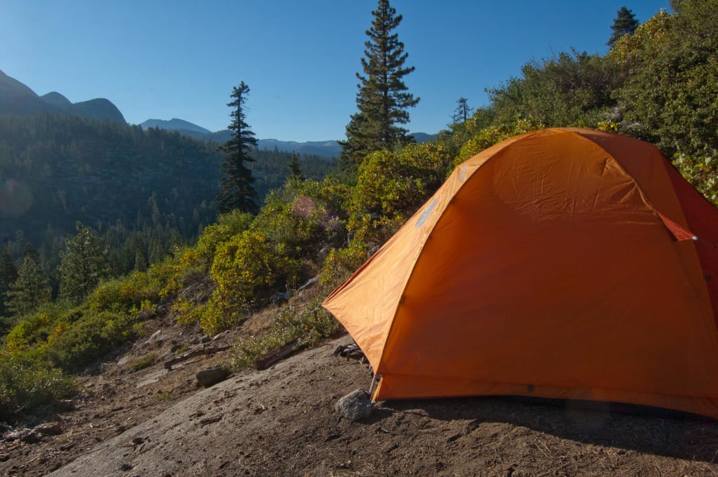 7 Ways to Leave No Trace in the Outdoors - Avoid Creating New Campsites