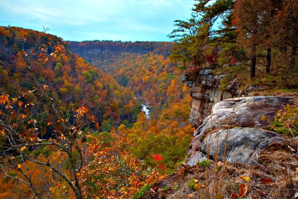 best state parks in Alabama