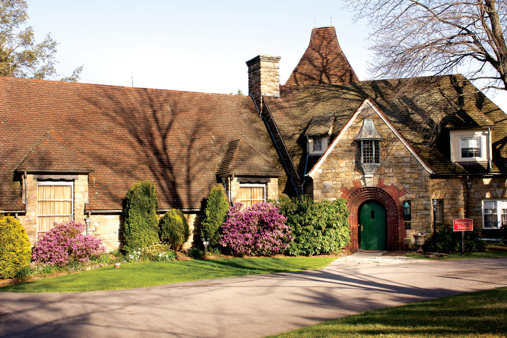 French Manor is a serene getaway in the Northern region