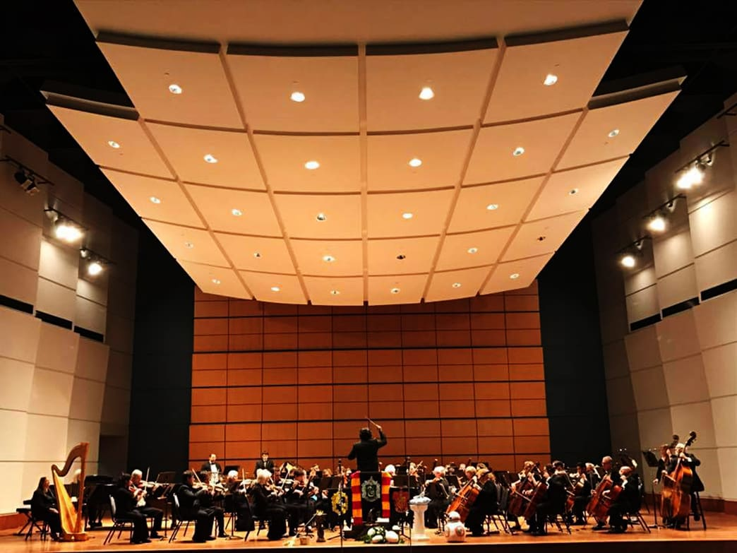 The Mesquite Symphony Orchestra is a decades old attraction