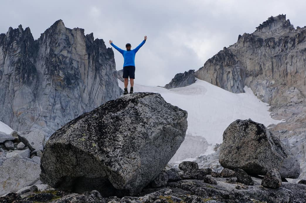 The Enchantments offer some of the best scenery in Washington.