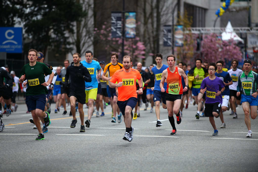 Observing some basic running etiquette will make your first 5K much smoother.