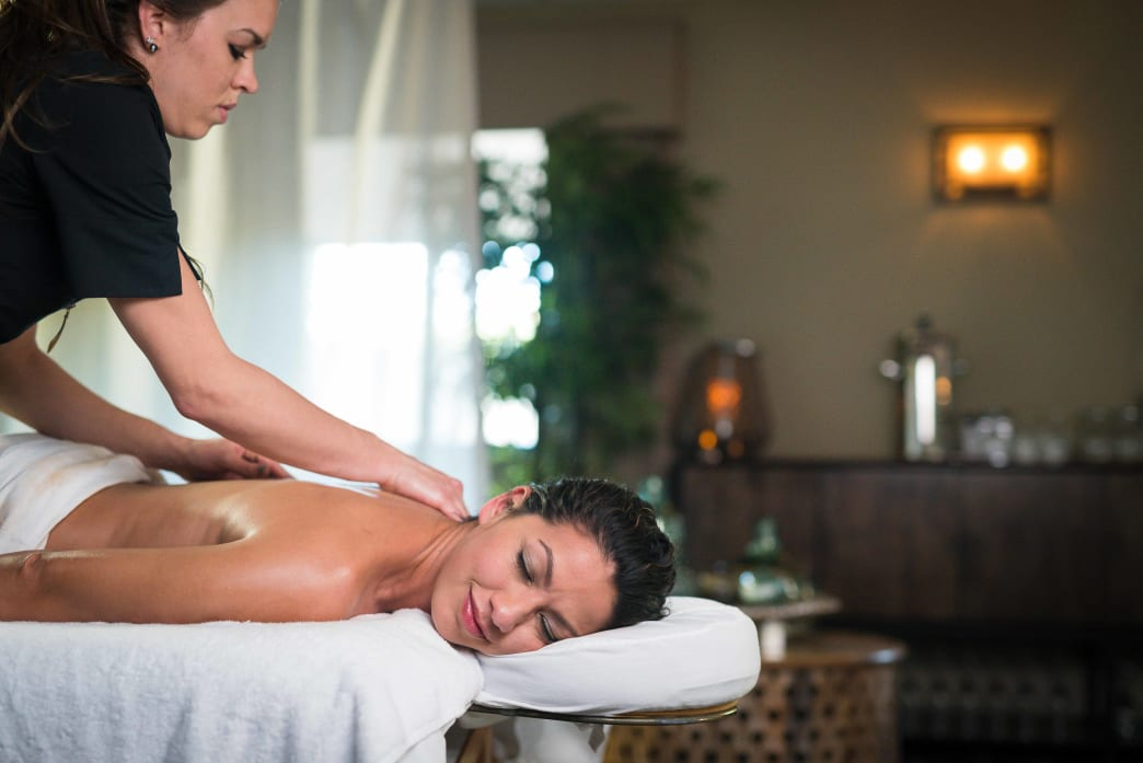 Relax at Spas in the Pocono Mountains