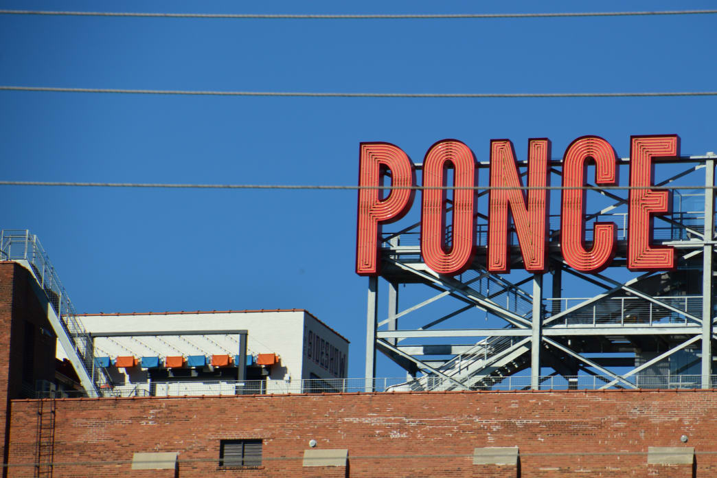 Ponce City Market is an Atlanta must-do.