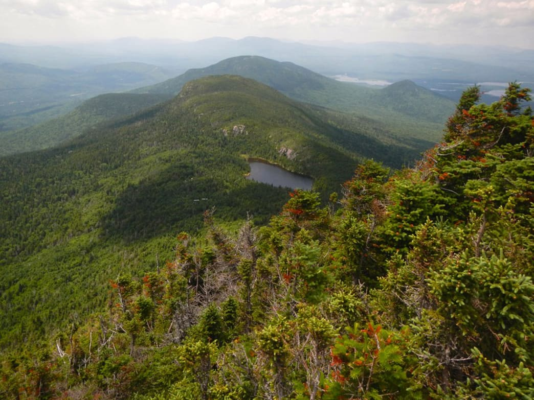 Take a hike on the Appalachian Trail for amazing views.