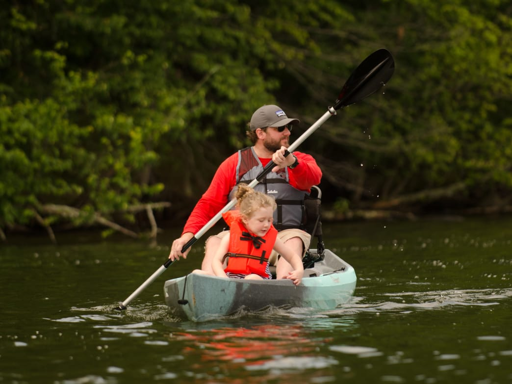 The state literally has it all when it comes to paddling adventures.
