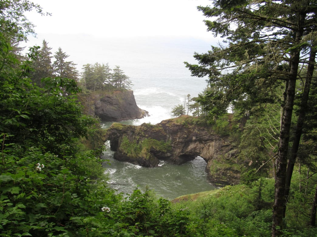 Views from the Samuel H. Boardman State Scenic Corridor.