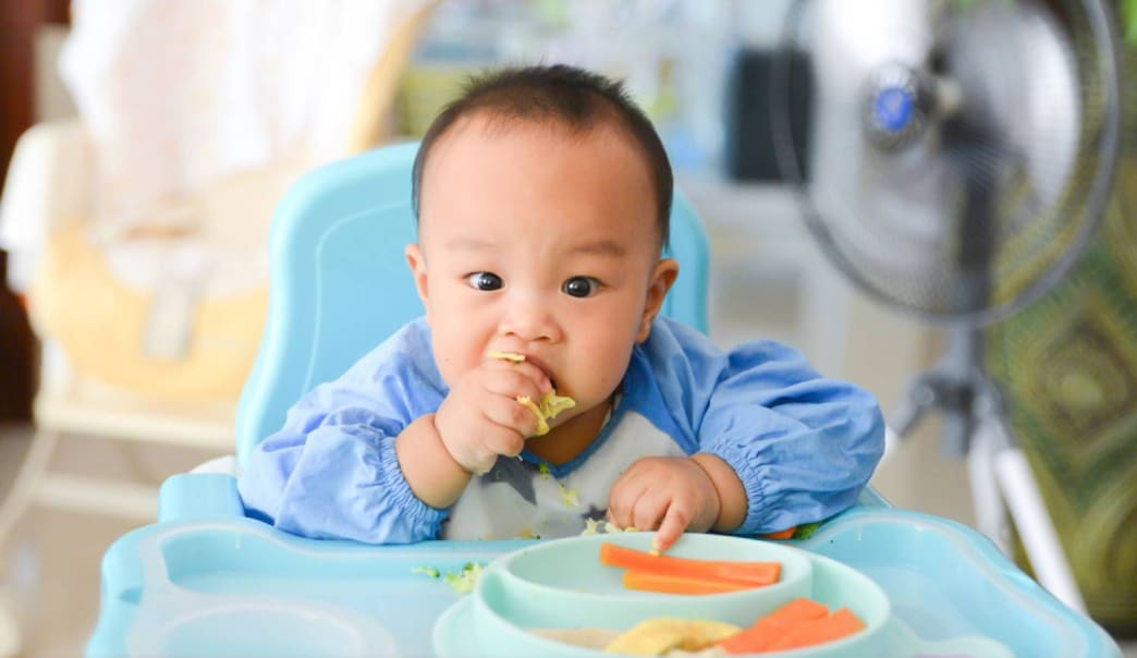 Nutrients for infants