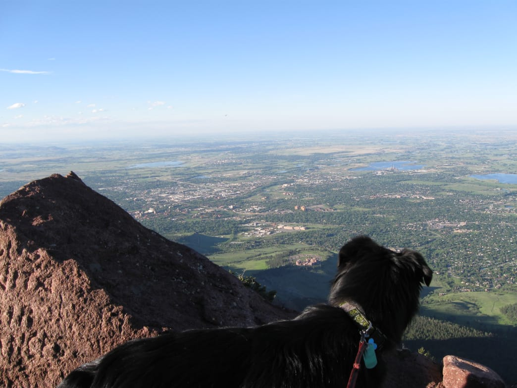 Bear Peak, Boulder, CO