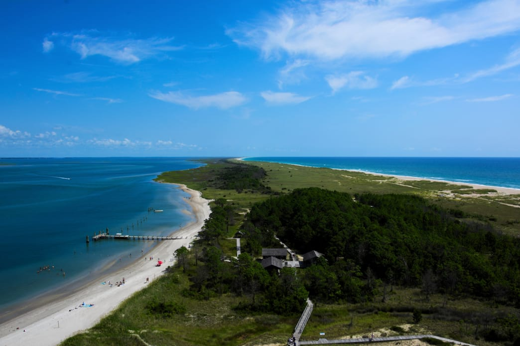 The Crystal Coast of North Carolina is a great option for a spring getaway.