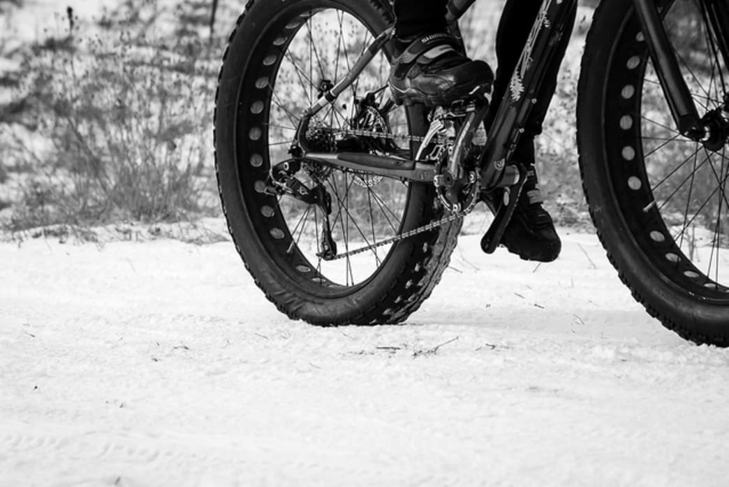 Fat biking has become an increasingly popular winter pastime in Central Oregon in recent years.