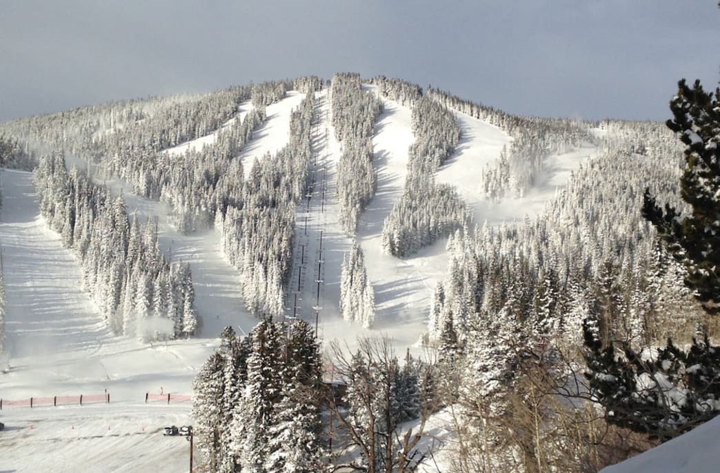 ski Eldora Mountain Resort Far View