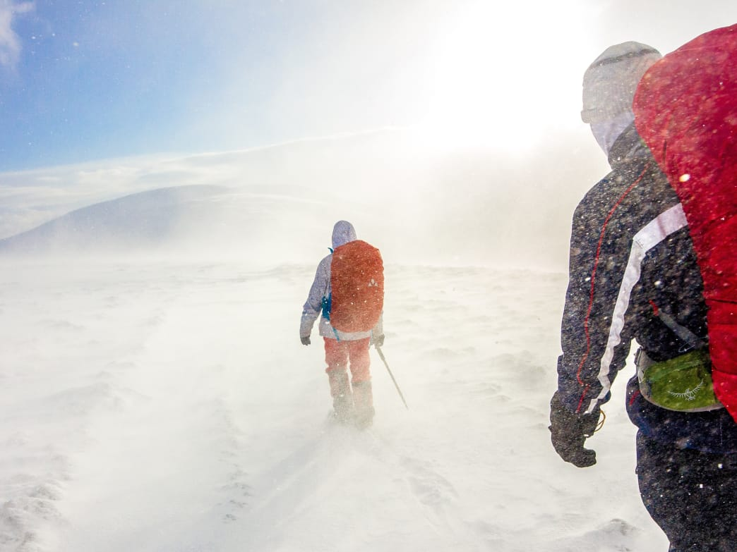 With some insider tips, your long-distance hike in winter doesn't have to be a sufferfest.
