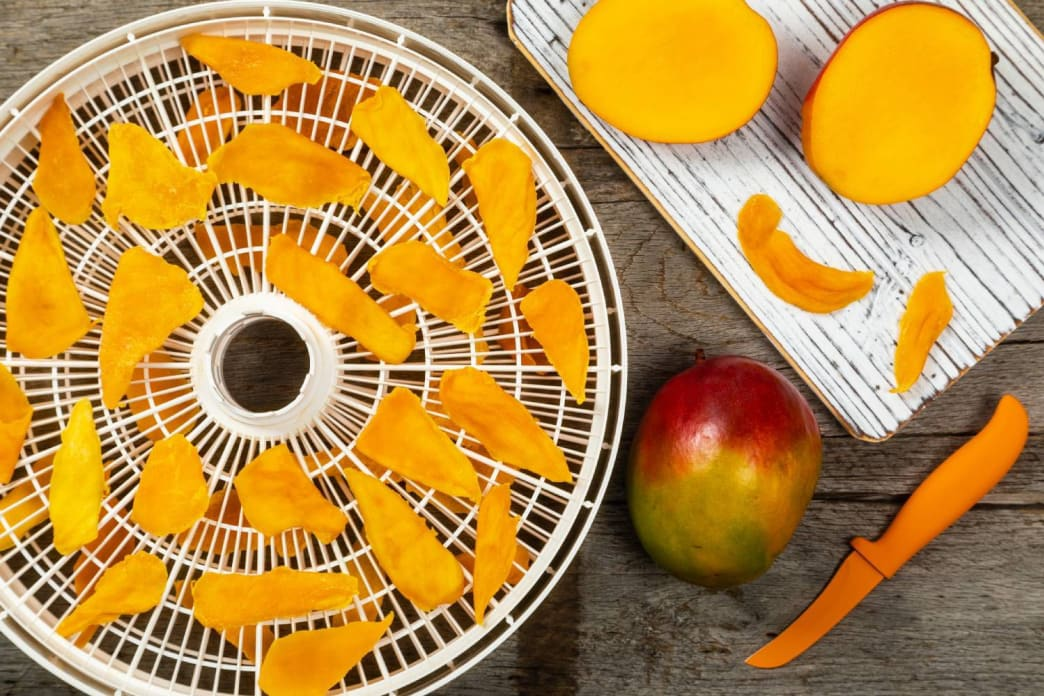 If you haven't snacked endlessly on dried mangos, you're missing out.