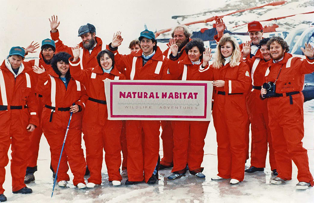 Natural Habitat Adventures in the late 1980s.