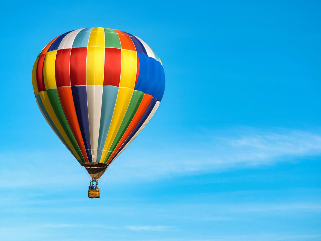 Take to the skies at the Alabama Jubilee Hot Air Balloon Festival.