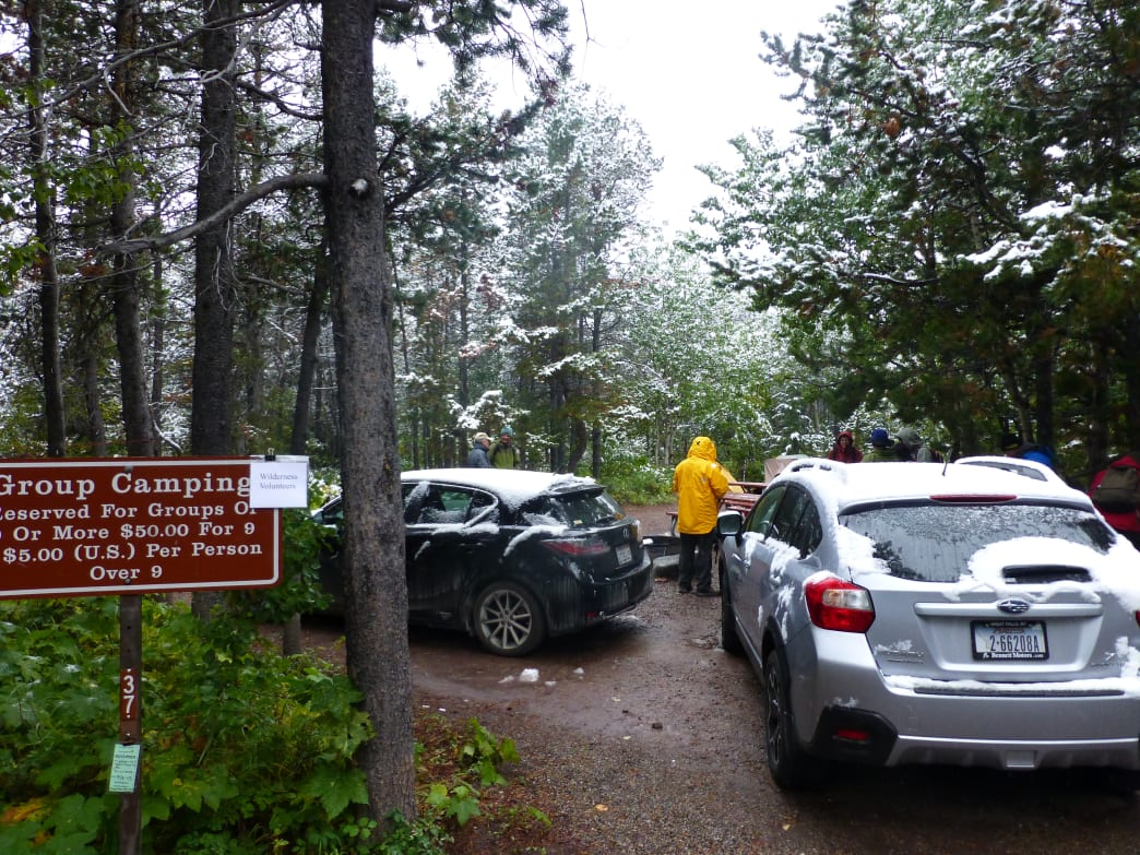 7 Ways to Leave No Trace in the Outdoors - Where to Park