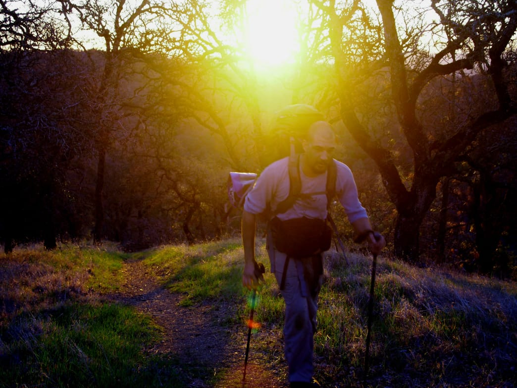 Henry W. Coe State Park offers more than 250 miles of hiking trails.