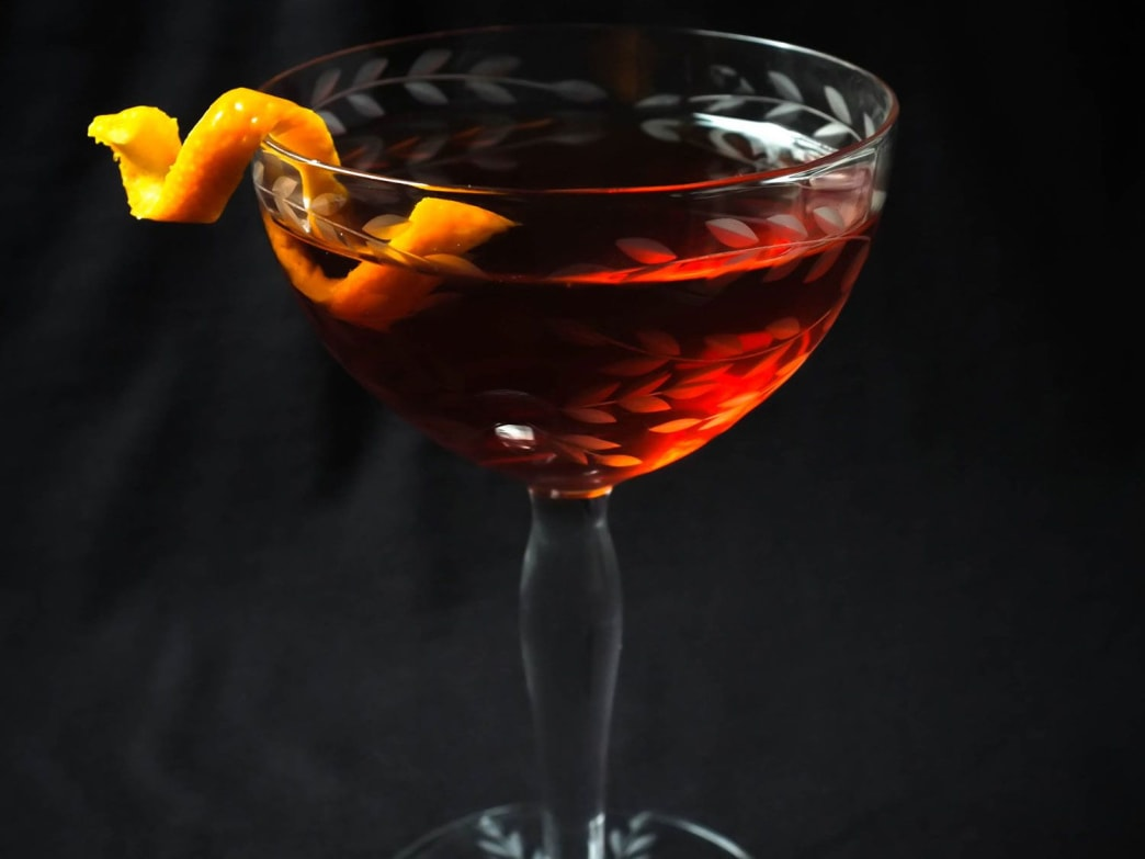 If there is a cocktail family tree, the classic martini is surely a descendant of the Martinez.
