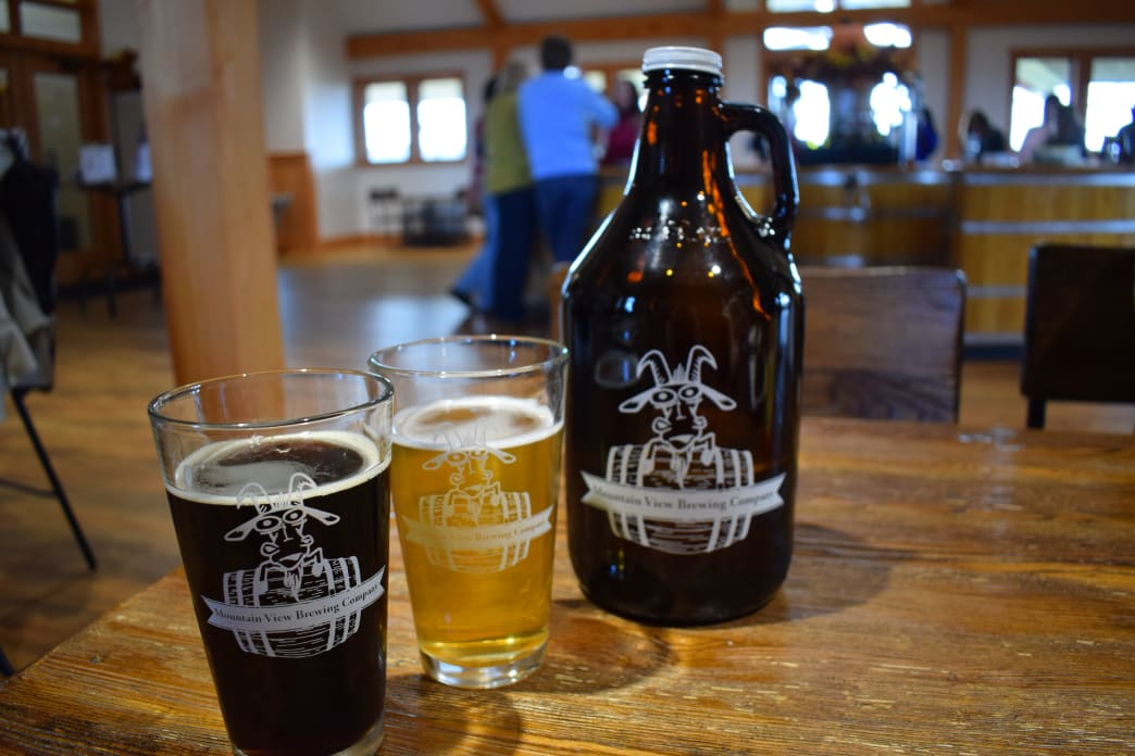 Try Craft Beverages made in the Poconos