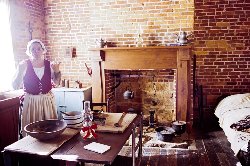 The historic Prickett's Fort State Park is family-friendly, with reenactments, hiking trails, and picnic areas.