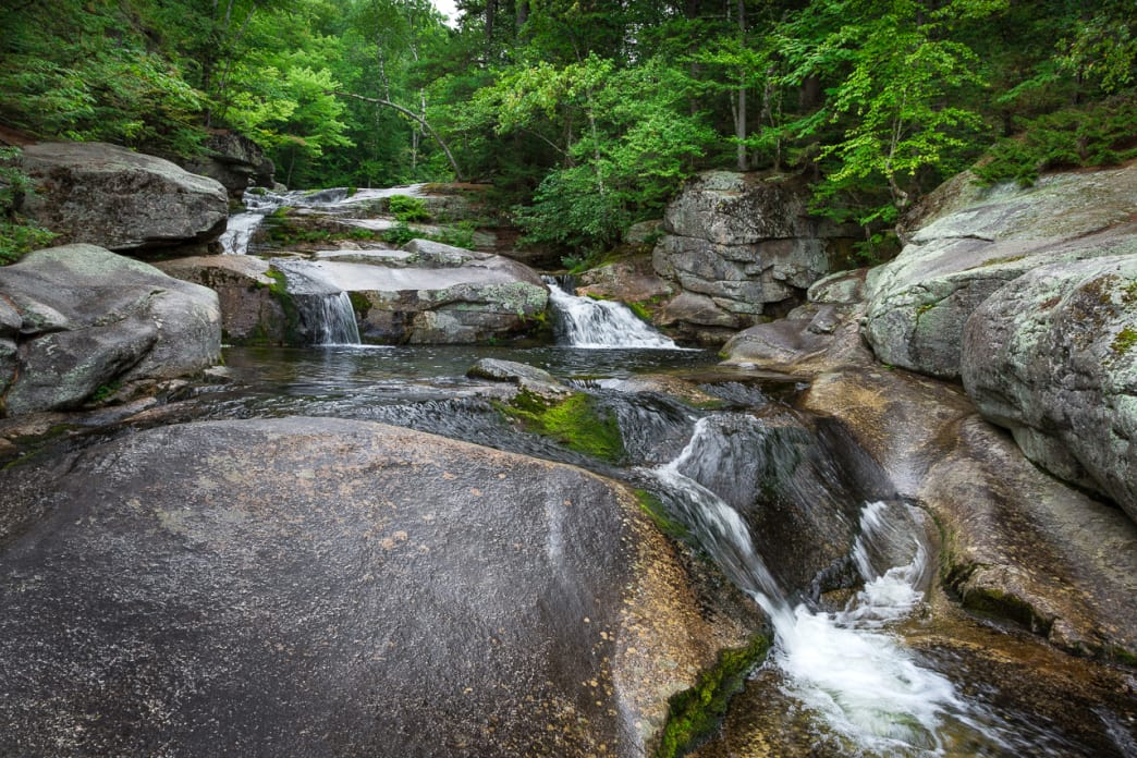 The 12 Best Swimming Holes Amp Waterfalls In Maine S Lakes