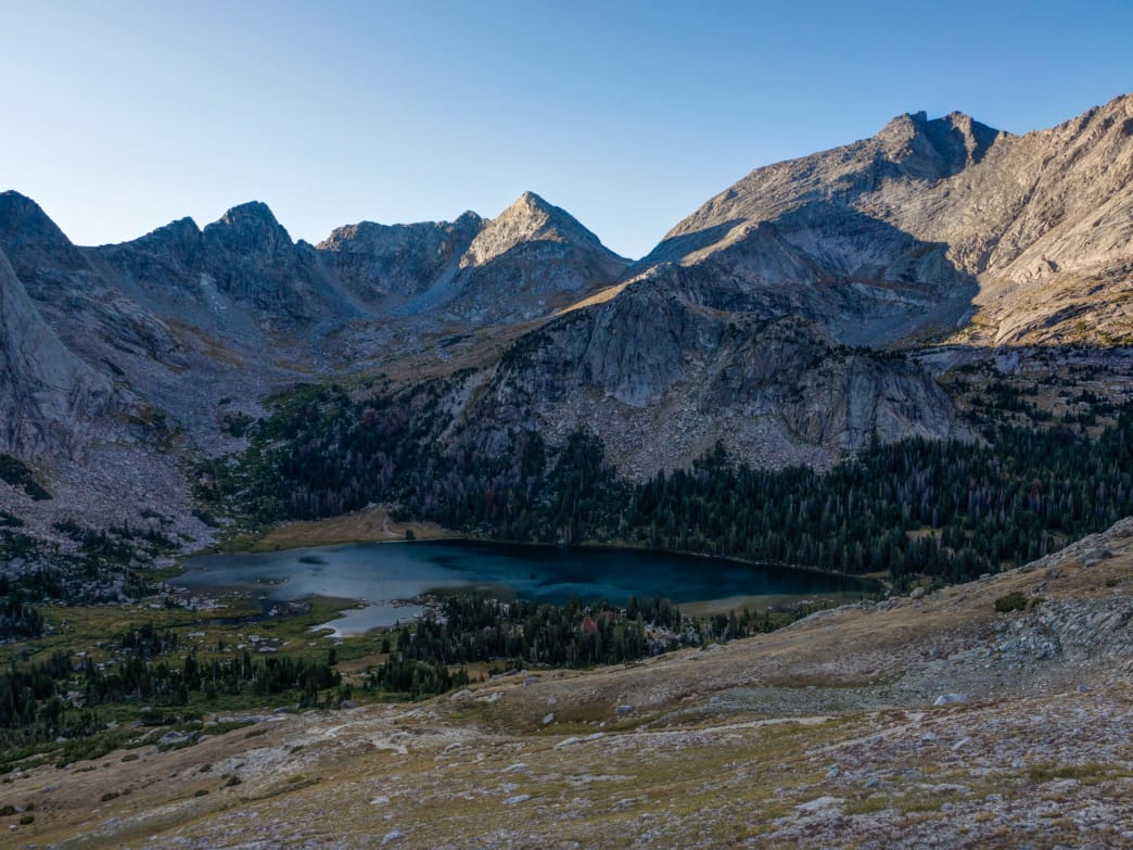 One of the Mountain West's must-do hikes, Wyoming's Big Sandy Trail is a classic trek below the iconic Cirque of the Towers.