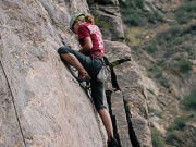Image for Clear Creek Canyon Rock Climbing