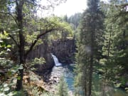 Upper McCloud Falls