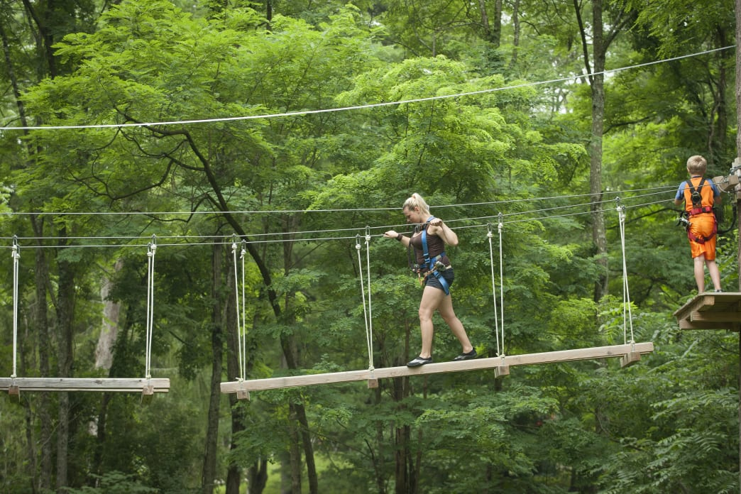 Experience High-Thrilling Escapades at a Pocono Adventure Park