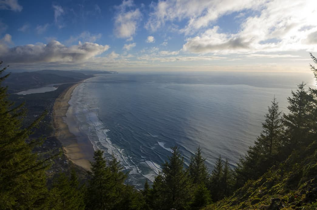 Neahkahnie Mountain offers some of the best views on the Oregon Coast.