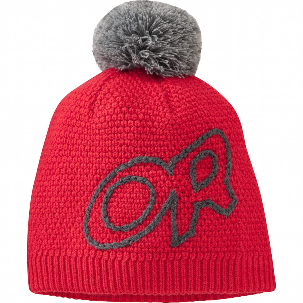 Delegate Beanie, Hot Sauce Pewter Charcoal