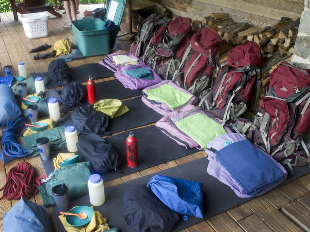 Make this the year that you take your backpacking skills to the next level.