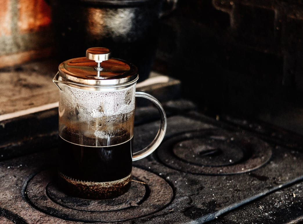 French presses are easy to use, but their science is less exact.